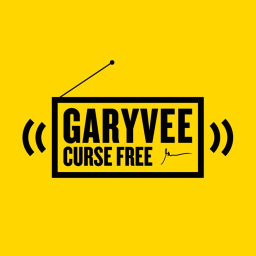 Cover art for podcast Curse Free GaryVee