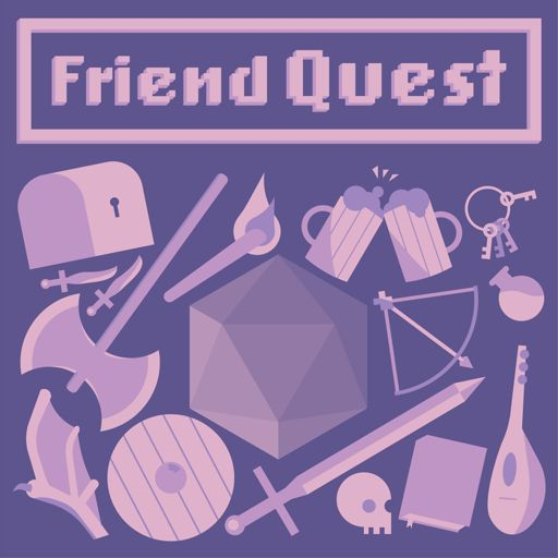 Cover art for podcast Friend Quest
