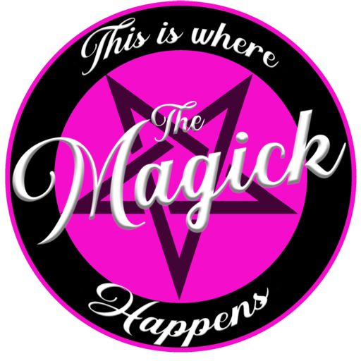 Cover art for podcast This Is Where The Magick Happens