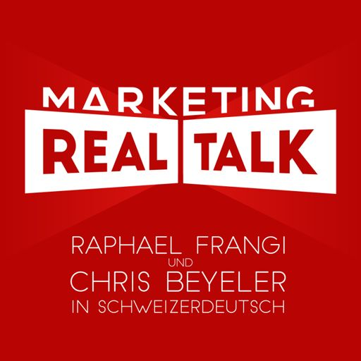 Cover art for podcast MarketingRealTalk mit Raphael und Chris