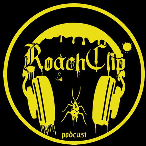Cover art for podcast Roach Clip Podcast