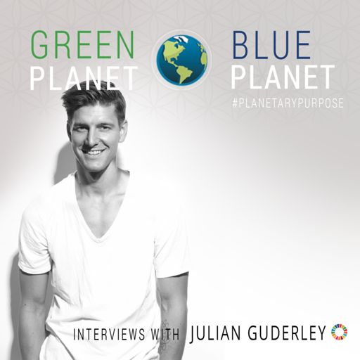 Cover art for podcast GreenPlanet BluePlanet Podcast