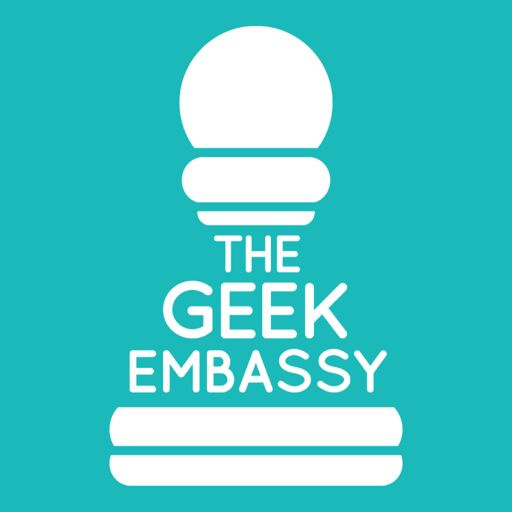 Cover art for podcast The Geek Embassy