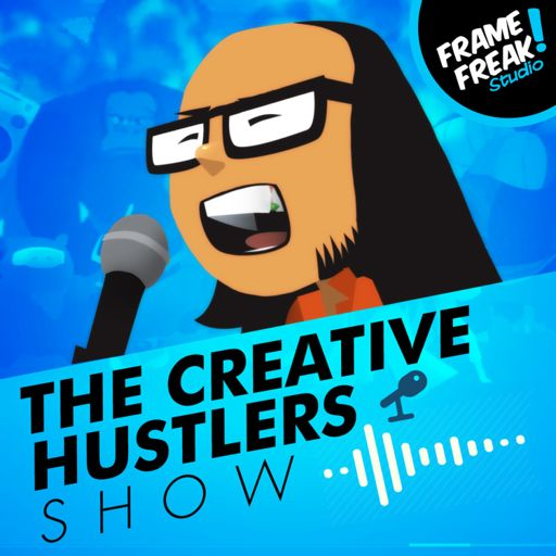 Cover art for podcast The Creative Hustlers Show