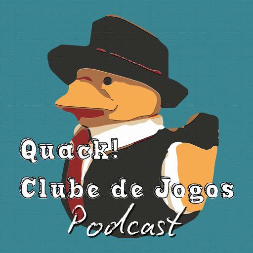 Cover art for podcast Quack! Clube de Jogos