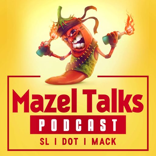 Cover art for podcast Mazel Talks Podcast