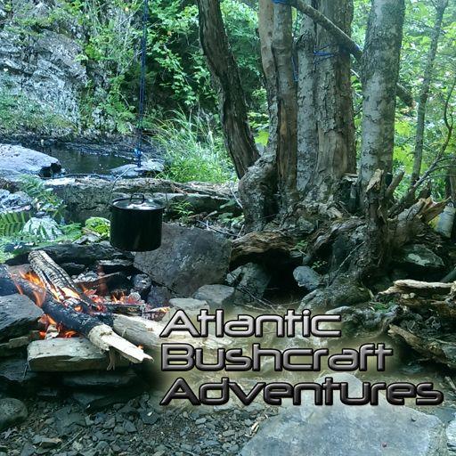 Cover art for podcast Atlantic Bushcraft Adventures Podcast