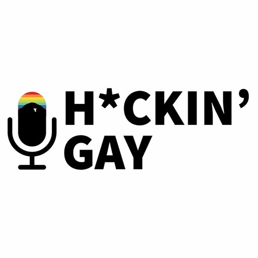 Cover art for podcast Heckin' Gay