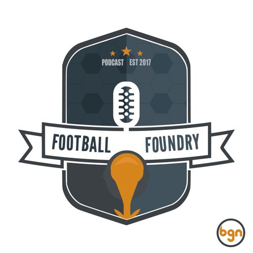 Cover art for podcast The Football Foundry