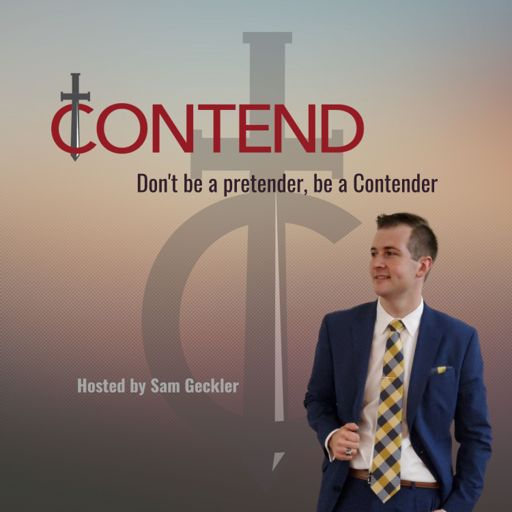 Cover art for podcast Contend Podcast