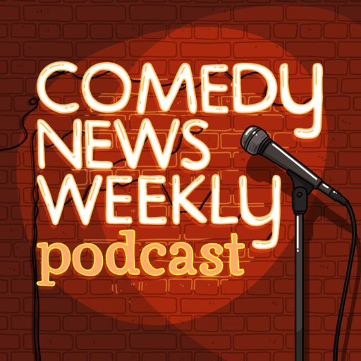 Cover art for podcast Comedy News Weekly