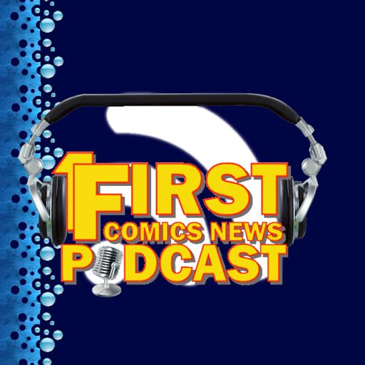 Cover art for podcast First Comics News