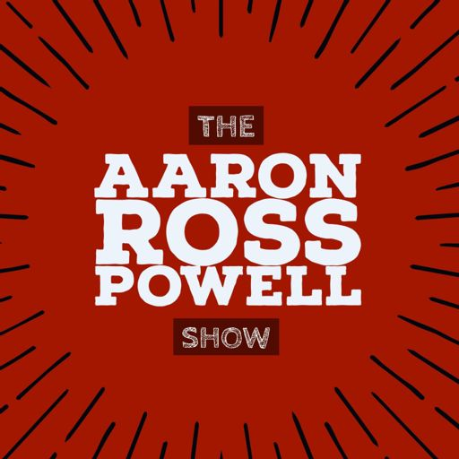 Cover art for podcast Aaron Ross Powell Show