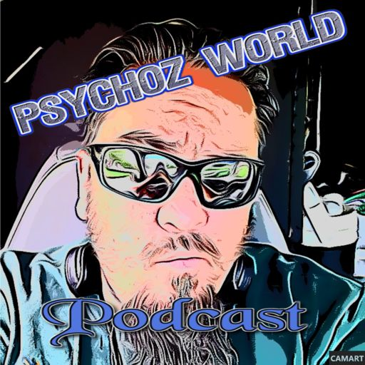 Cover art for podcast Psychoz World Podcast