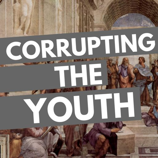 Cover art for podcast Corrupting the Youth: Liturgy as a Way of Life