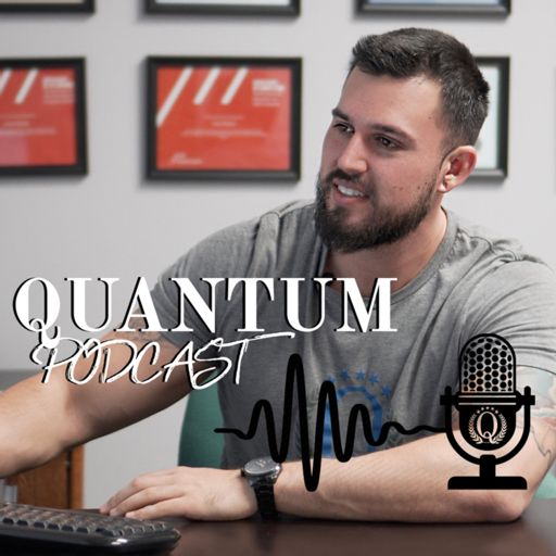 Cover art for podcast QUANTUM Podcast