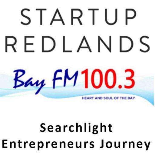 Cover art for podcast Searchlight - The Entrepreneurs Journey