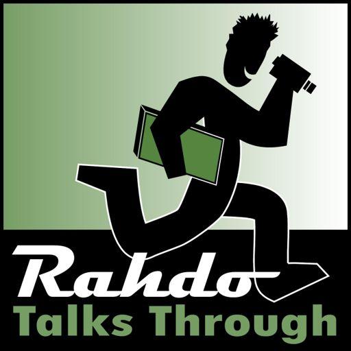 Cover art for podcast Rahdo Talks Through