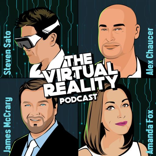 Cover art for podcast The Virtual Reality Podcast