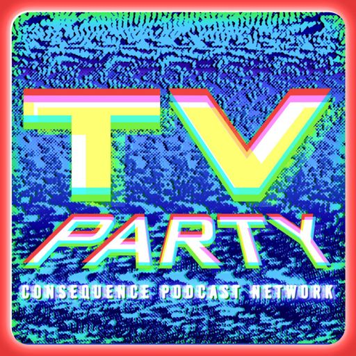 Cover art for podcast TV Party