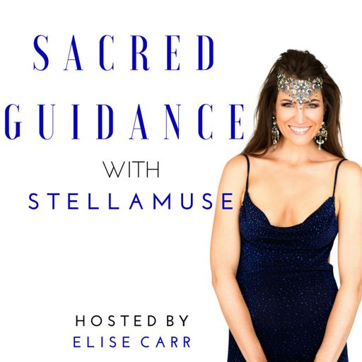 Cover art for podcast Sacred Guidance with StellaMuse