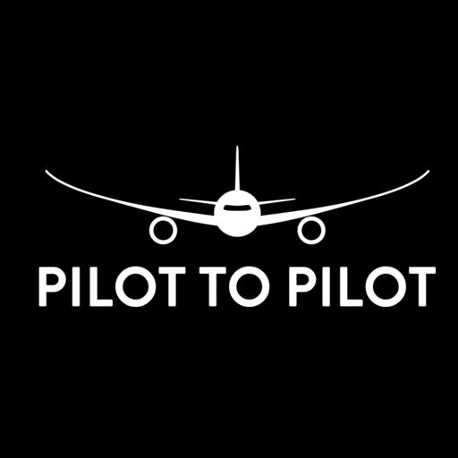 Cover art for podcast Pilot to Pilot - Aviation Podcast