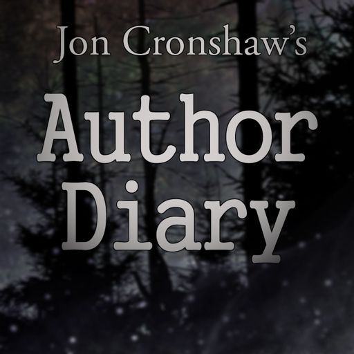 Cover art for podcast Jon Cronshaw's Author Diary