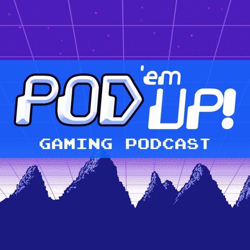 Cover art for podcast Pod 'Em Up! Podcast