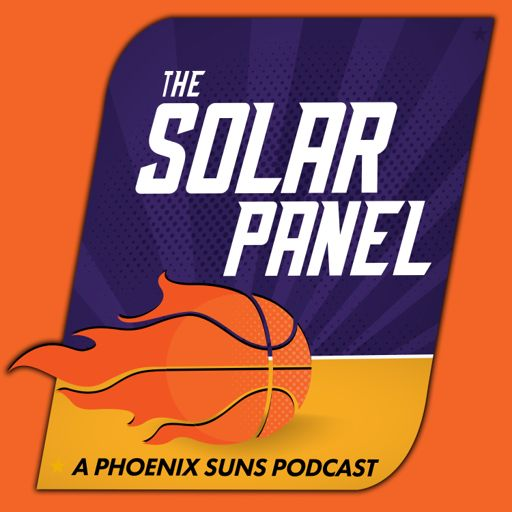 Cover art for podcast The Suns Solar Panel: A Phoenix Suns Show