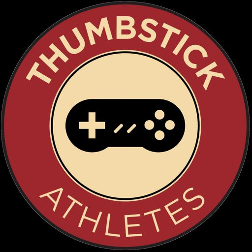 Cover art for podcast Thumbstick Athletes