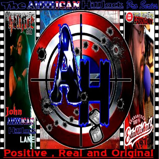 Cover art for podcast The American Hilljack Files – The American Hilljack Pro Series Radio