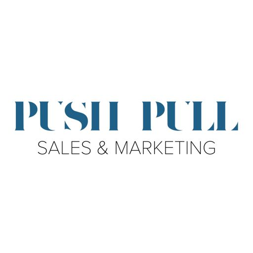Cover art for podcast Push Pull Sales & Marketing