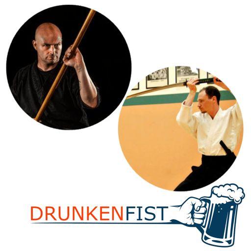 Cover art for podcast Drunken Fist