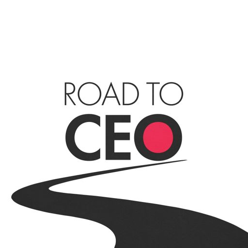 Cover art for podcast Road to CEO