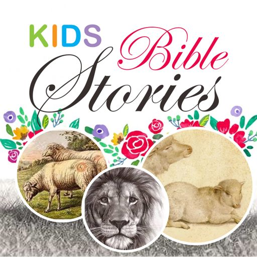 Cover art for podcast Kids Bible Stories