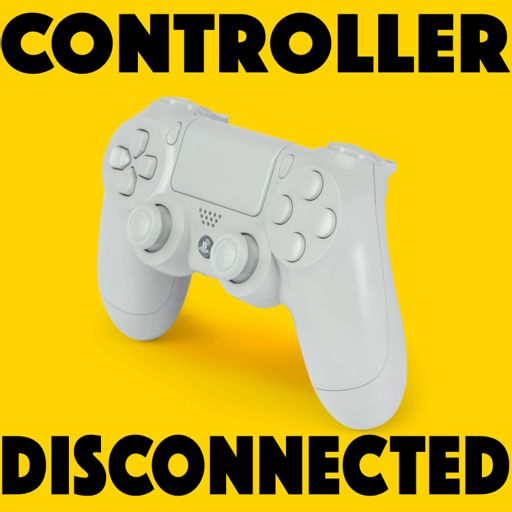Cover art for podcast Controller Disconnected