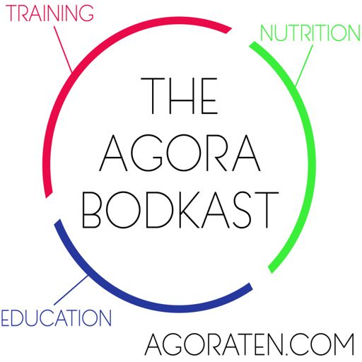 Cover art for podcast The Agora Bodkast