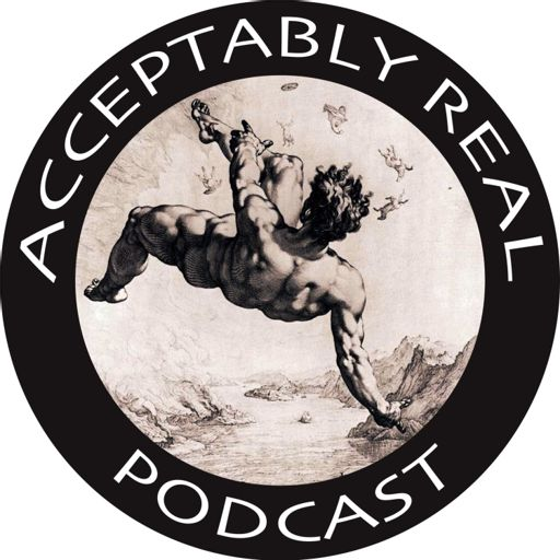 Cover art for podcast Acceptably Real Podcast