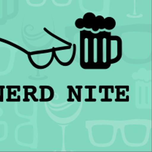 Cover art for podcast Nerd Nite