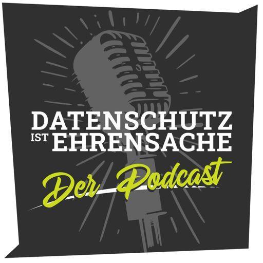 Cover art for podcast Datenschutz ist Ehrensache