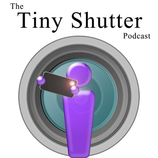 Cover art for podcast Tiny Shutter | An iPhone Photography – iPhoneography – Podcast