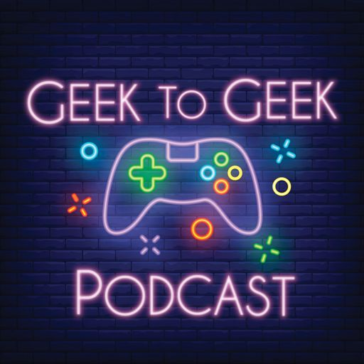 Cover art for podcast Geek to Geek Podcast
