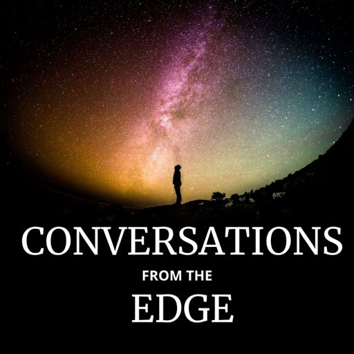 Cover art for podcast CONVERSATIONS from the EDGE