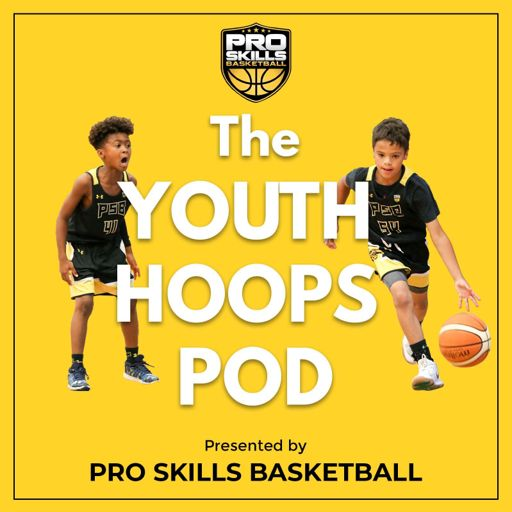 Cover art for podcast The Youth Hoops Pod