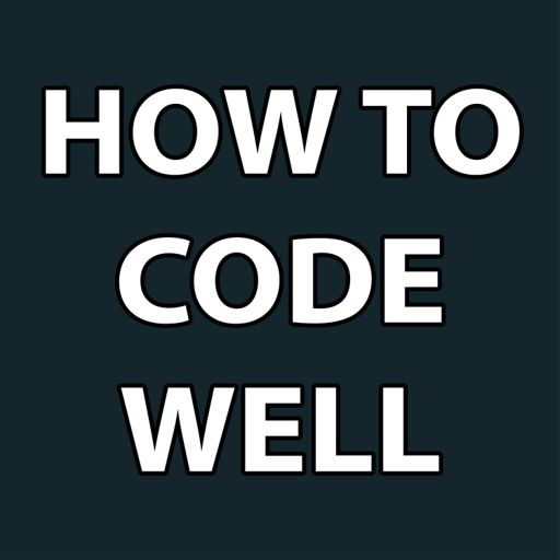 Cover art for podcast How To Code Well