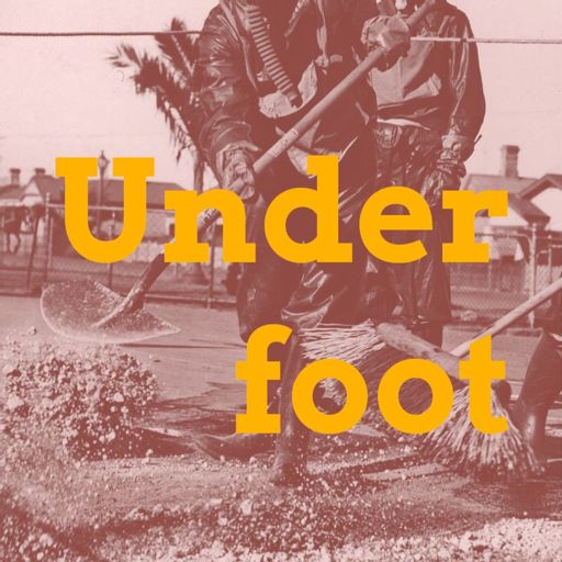 Cover art for podcast Underfoot