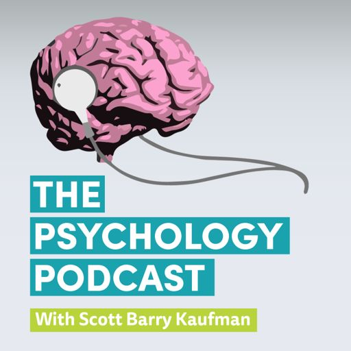 Cover art for podcast The Psychology Podcast with Scott Barry Kaufman