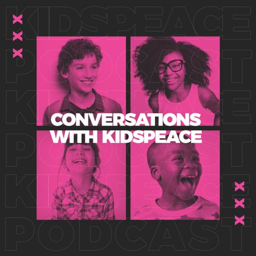 Cover art for podcast Conversations with KidsPeace
