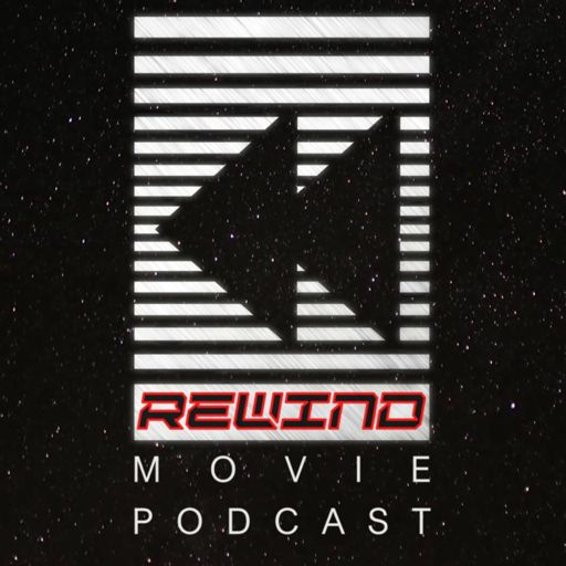 Cover art for podcast The Rewind Movie Podcast
