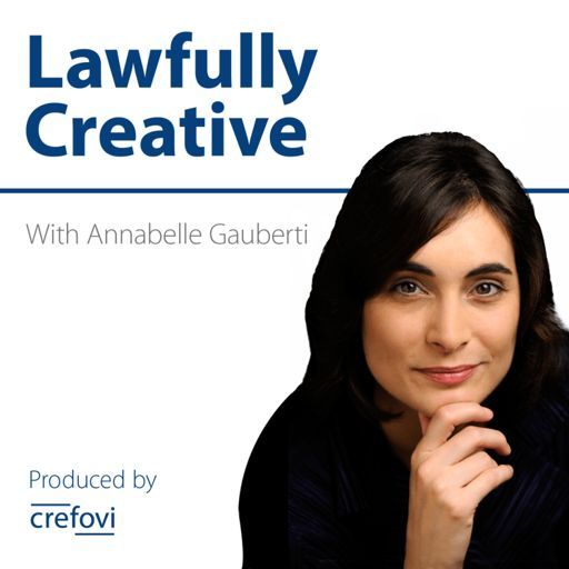 Cover art for podcast Lawfully Creative